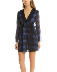 Thakoon - Addition Lace Striped Dress - Lyst