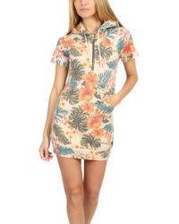 Aviator Nation - Kauai Hoody Dress - Lyst