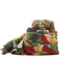 We Are Owls - Kaleidoscope Scarf In Green - Lyst