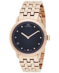 88 Rue Du Rhone - 88 Rue De Rhone Women's Double 8 Origin Watch - Lyst