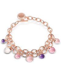 Rebecca - Women's Multicolor Steel Bracelet - Lyst