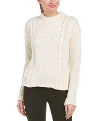 Anine Bing - Anine Bing Chunky Wool-blend Sweater - Lyst