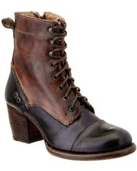 Bed Stu - Oath Leather Boot - Lyst