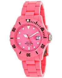 Toy Watch - Fluo Women's Fl04ps - Lyst