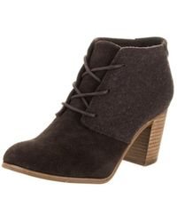TOMS - Women's Lunata Lace-up Boot - Lyst