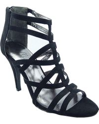 Bellini - Womens Missy Calf Hair Open Toe Casual Strappy Sandals - Lyst