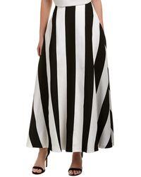 Belle By Badgley Mischka - A-line Skirt - Lyst
