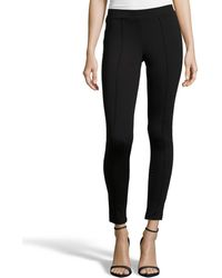 Romeo and Juliet Couture - Ponte Jersey-waist Leggings - Lyst