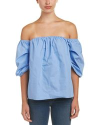 Isla - Sweetest Thing Off-the-shoulder Top - Lyst