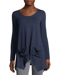 Premise Studio - Asymmetric Sweater - Lyst