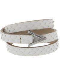 Nada Sawaya - Wrap Me - 3 Rows Python Wrap Bracelet - Lyst
