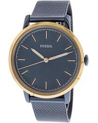 Fossil - Neely Es4312 Stainless-steel Japanese Quartz Fashion Watch - Lyst