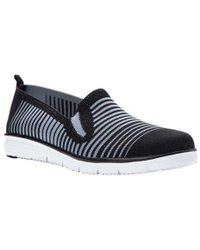 Propet - Travel Fit Slip On Trainer - Lyst