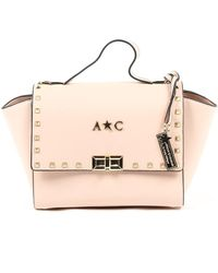 Andrew Charles by Andy Hilfiger - Andrew Charles Womens Handbag Pink Jaime - Lyst