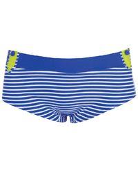 Freya   Blue Shorty Swimsuit Bottom Tootsie   Lyst
