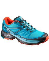 Yves Salomon - Women's Wings Pro Trail Running Shoe - Lyst