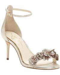 Jessica Simpson - Women's Pouline Stiletto Sandal - Lyst