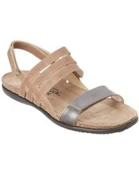 Naot - Diana Leather Sandal - Lyst