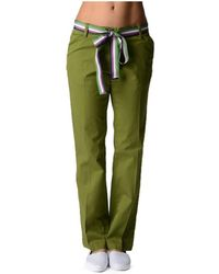 Fred Perry - Womens Trousers - Lyst