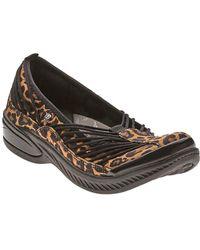 Bzees - Women's Nurture Shoes Black Mesh - Lyst