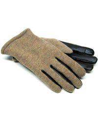 Gloves International - Men's Wool Knit, Touch Gloves - Lyst