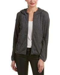 The Kooples - Sport Hooded Sweatshirt - Lyst
