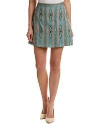 Alice + Olivia - Alice + Olivia Riley Mini Skirt - Lyst