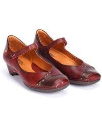 Pikolinos - Women's 849-5574 Arcilla-garnet-olmo - Gandia 849-5574 - Arcilla-garnet-olmo - Lyst