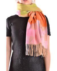 Ballantyne - Women's Multicolour Cashmere Scarf - Lyst
