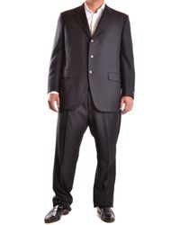 Burberry   Men's Mcbi056164o Grey Wool Suit   Lyst