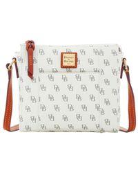 Dooney & Bourke - Gretta Lexington Crossbody Shoulder Bag - Lyst