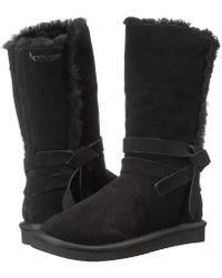 Koolaburra - Womens Rozalia Fabric Closed Toe Mid-calf Fashion Boots - Lyst