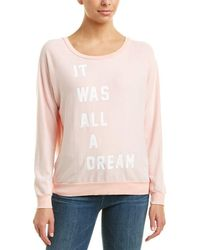 Sol Angeles - All A Dream Pullover - Lyst