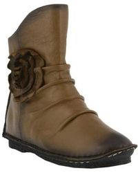 Spring Step - Women's Silvestra Ankle Boot - Lyst