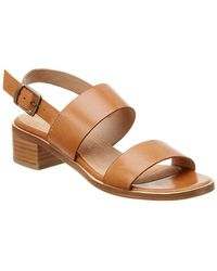 Seychelles - Gallivant Leather Heeled Sandal - Lyst