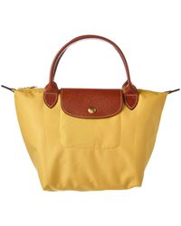 Longchamp - Le Pliage Nylon Small Top Handle - Lyst