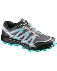 Yves Salomon - Women's Speedtrak Trail Running Shoe - Lyst