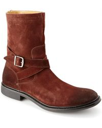 Cole Haan - Marshall Suede Boot - Lyst