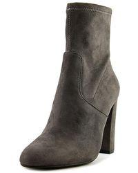 Steve Madden - Brisk Women Us 9 Gray Ankle Boot - Lyst