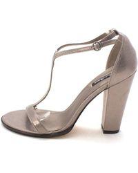 Michael Antonio - Womens Jons-met Open Toe T-strap Classic Court Shoes - Lyst