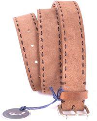 Jacob Cohen - Men's Brown Leather Belt - Lyst