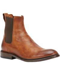 Frye - Chris Leather Chelsea Boot - Lyst
