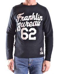 Superdry | Men's Mcbi371006o Blue Cotton Sweatshirt | Lyst