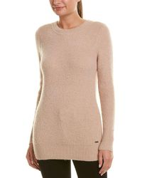 Armani Exchange - Wool-blend Pullover - Lyst
