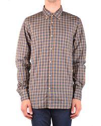 Dondup - Men's Ulticolor Cotton Shirt - Lyst