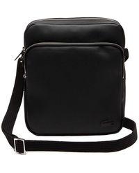 Lacoste - Men's Classic Petit Pique Double Zip Bag - Lyst