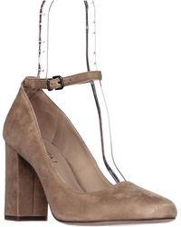 Via Spiga - Selita Ankle Strap Court Shoes - Light Camel - Lyst