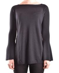 Pinko - Women's Black Viscose Jumper - Lyst