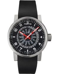 Fortis - ;spacematic Classic Black-red - Lyst