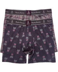 Psycho Bunny - 2pk Boxer Brief Gift Set - Lyst